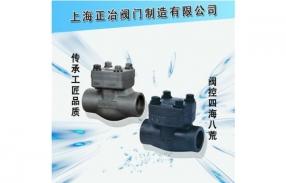 H11Y/H61Y 内螺纹与承插焊锻钢止回阀