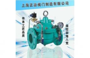 600X水力电动控阀